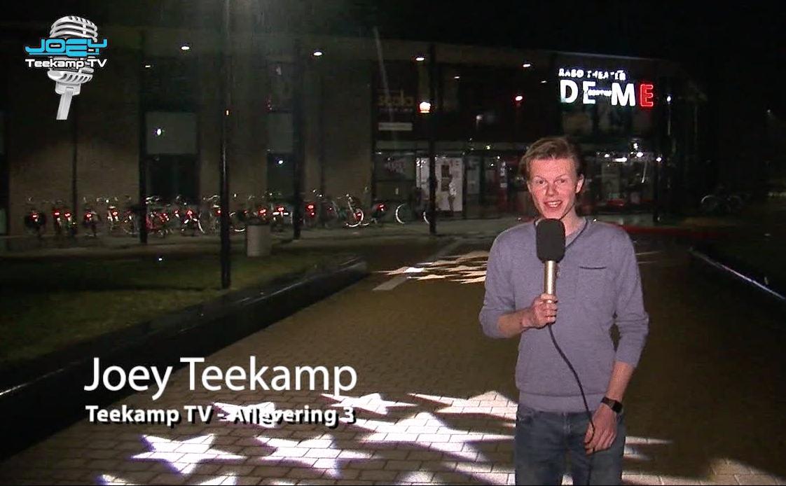 Teekamp TV – Aflevering 4